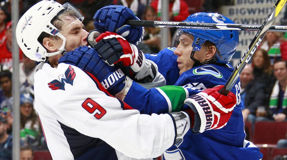SixPack: Capitals hand Canucks yet another loss