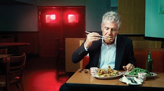 These were some of Anthony Bourdain's favourite Vancouver restaurants