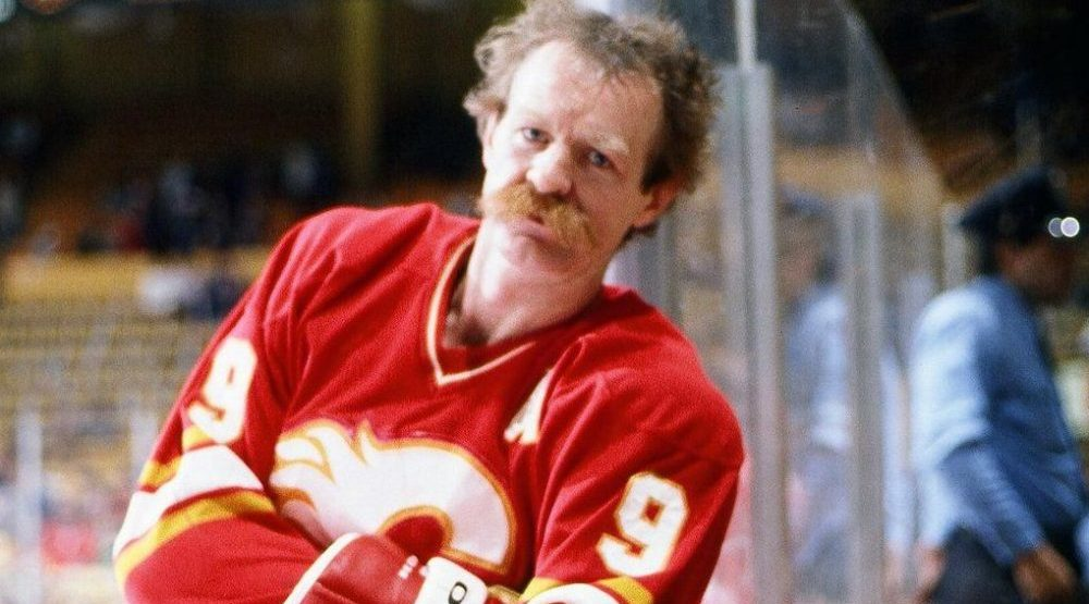 6 great moustaches in Flames history