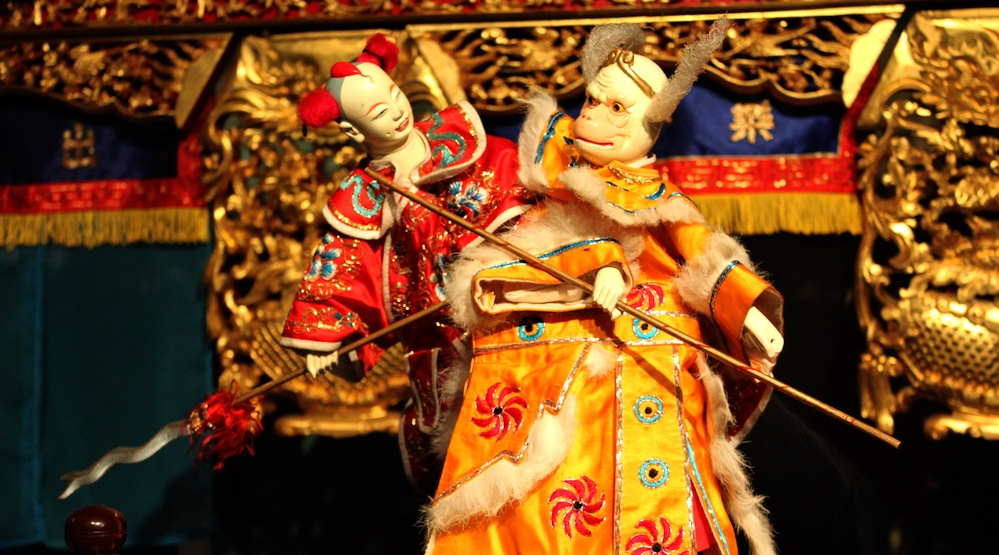 Pop-up Taiwanese puppet festival coming to MOA