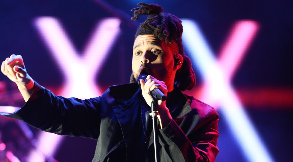 The Weeknd announces 2017 world tour, Canadian tour dates