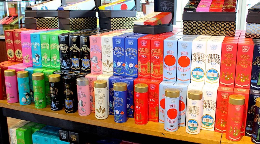 Twg tea vancouver packages