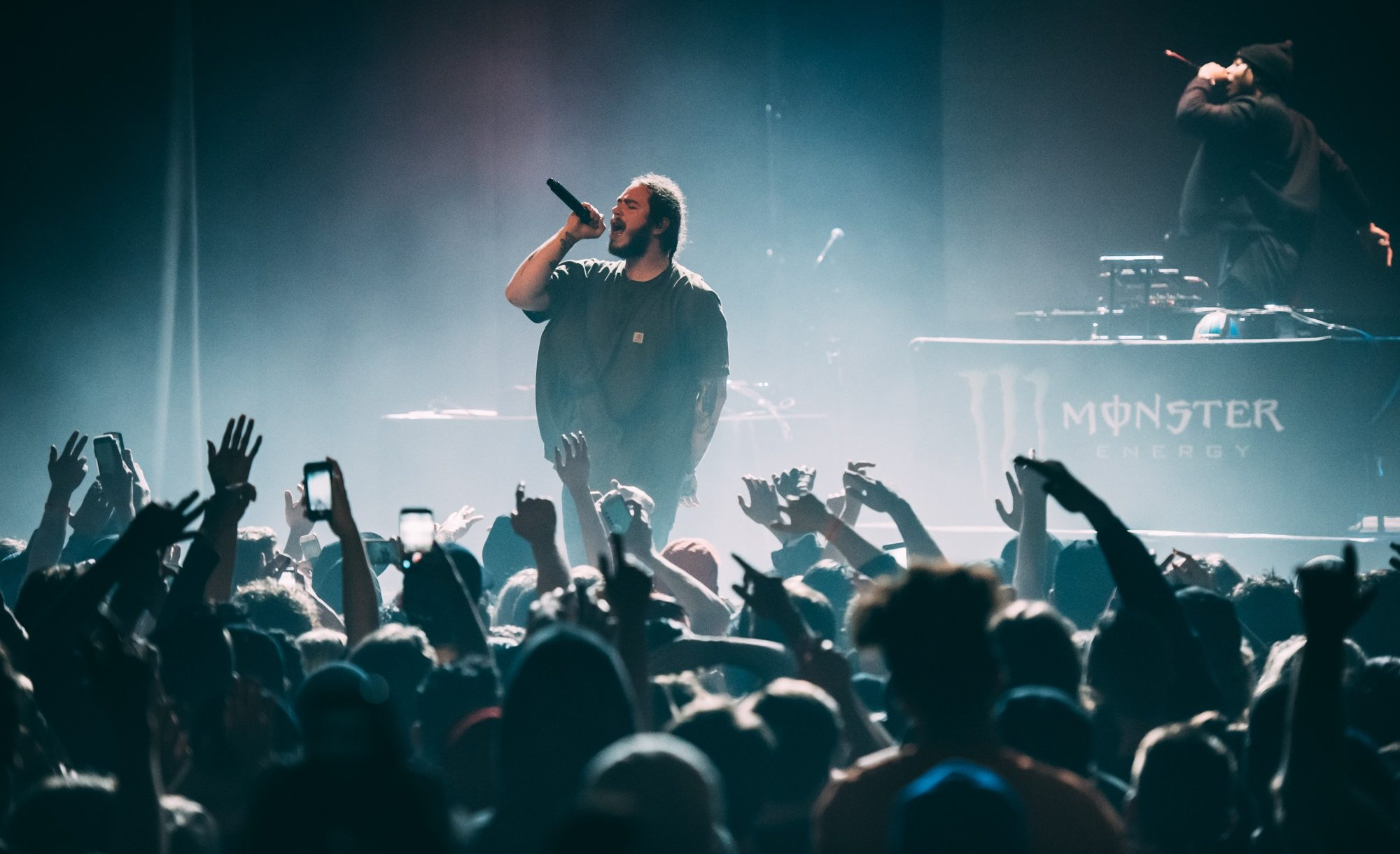 Post Malone is all energy at a sold-out Vogue Theatre (PHOTOS)