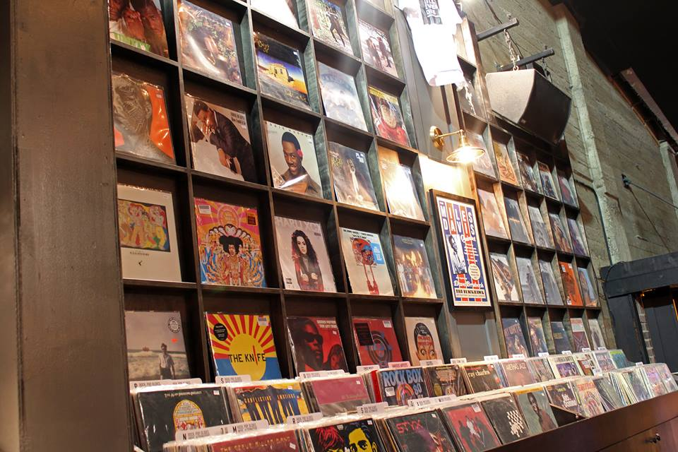 Studio Records on Granville/Facebook