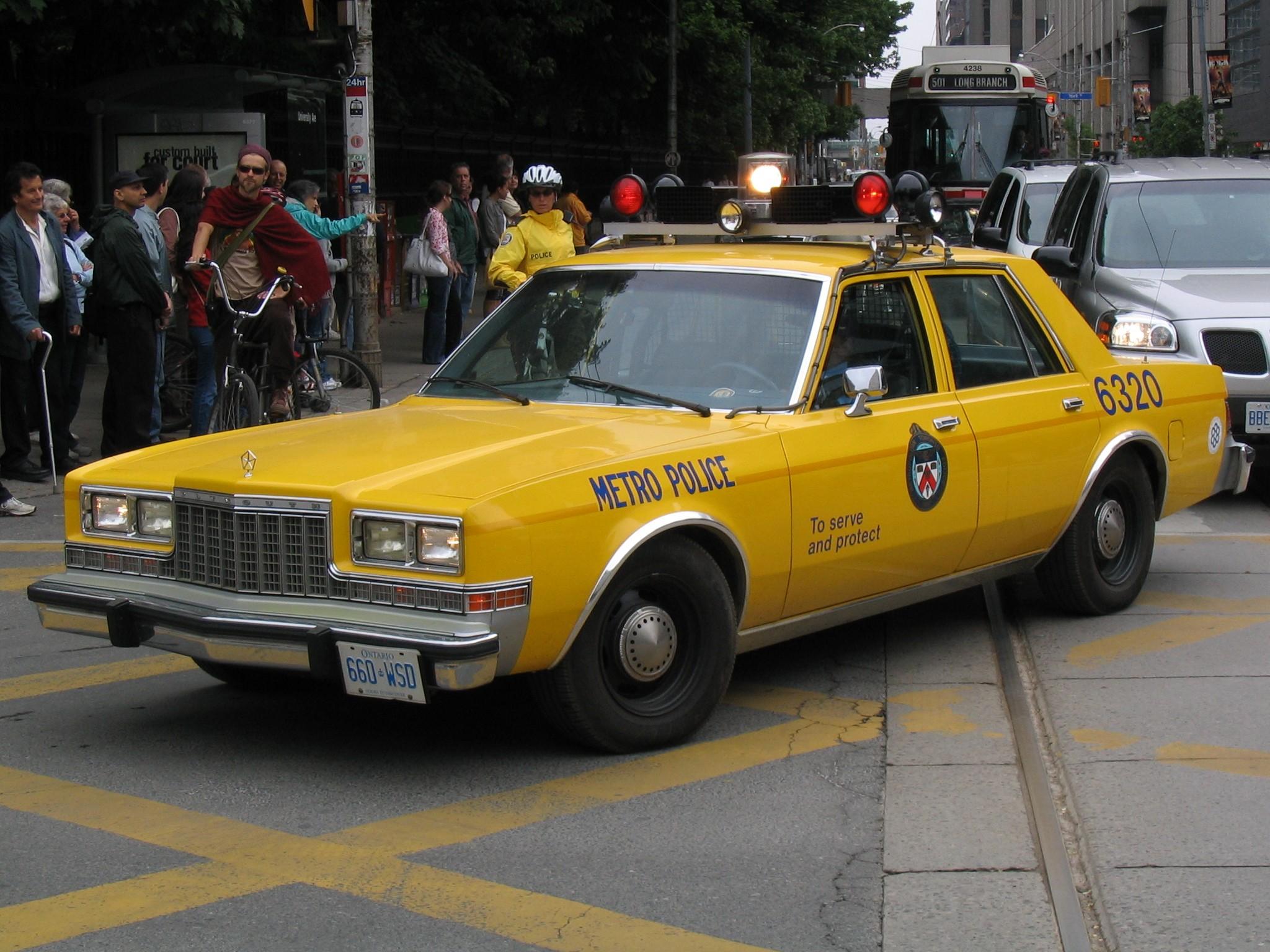 Toronto Metro Police