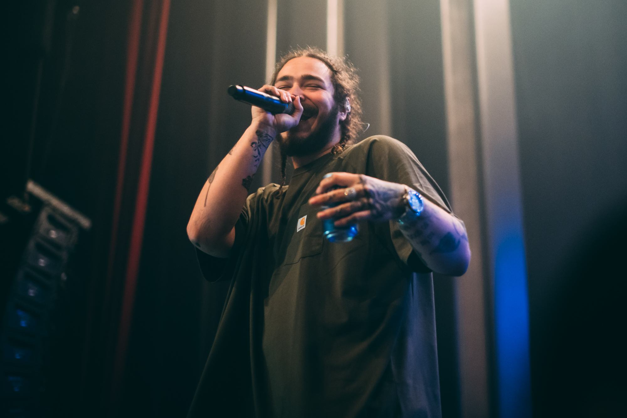 Post Malone/Brandon Artis Photography