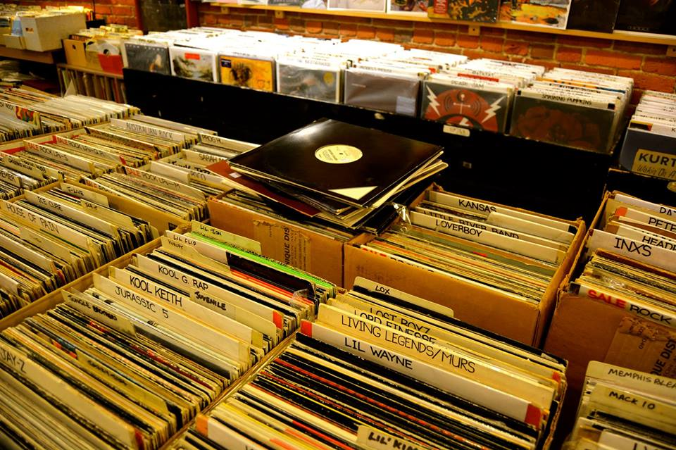 Vinyl Records/Facebook
