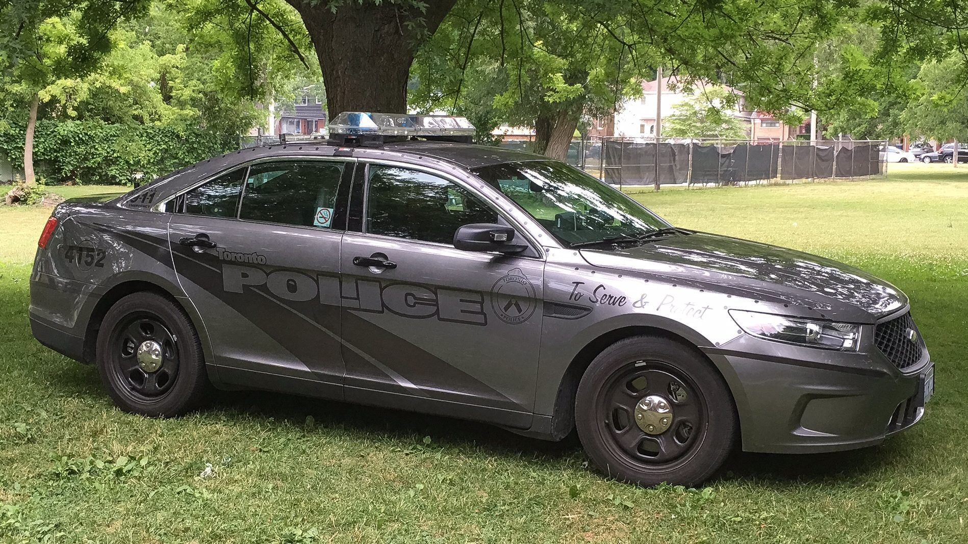 New cop cars won't turn Toronto police into invisible stormtroopers