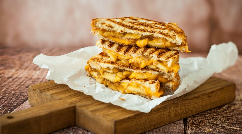 L'Gros Luxe is hosting a grilled cheese month this November