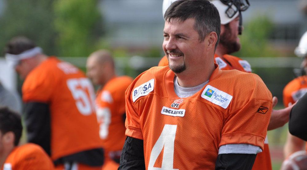 46-year-old kicker Paul McCallum to rejoin BC Lions
