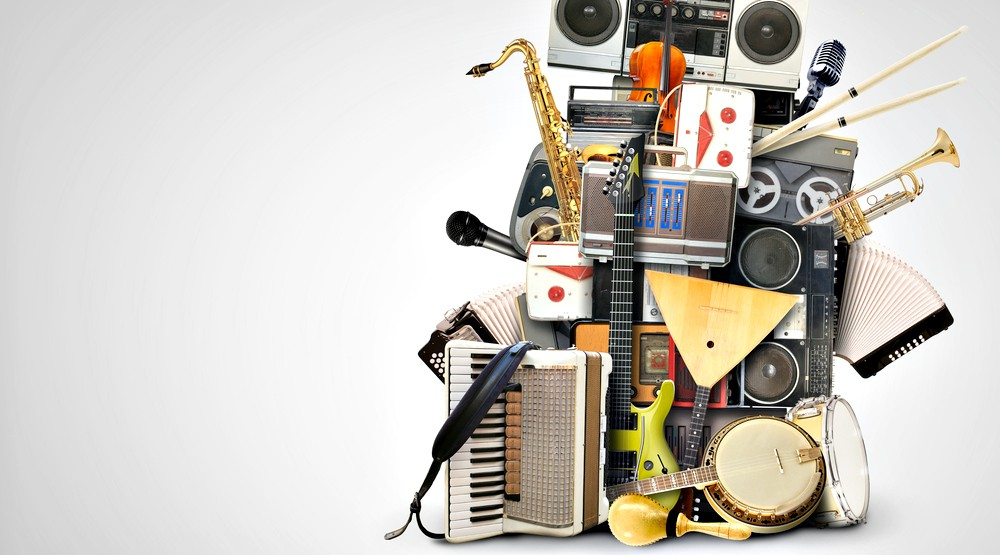 You can now borrow musical instruments from The Montreal Public Library