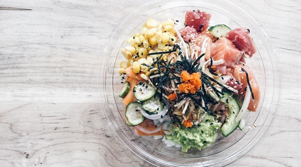 Toronto is getting its first Poke Week