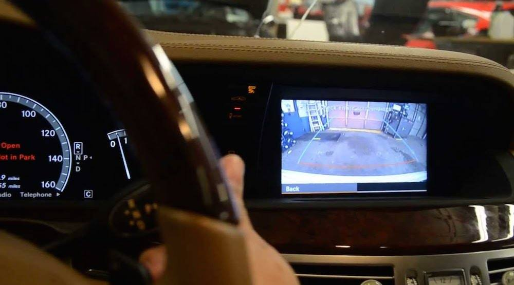 Rear View Cameras Mandatory For New Cars In Canada