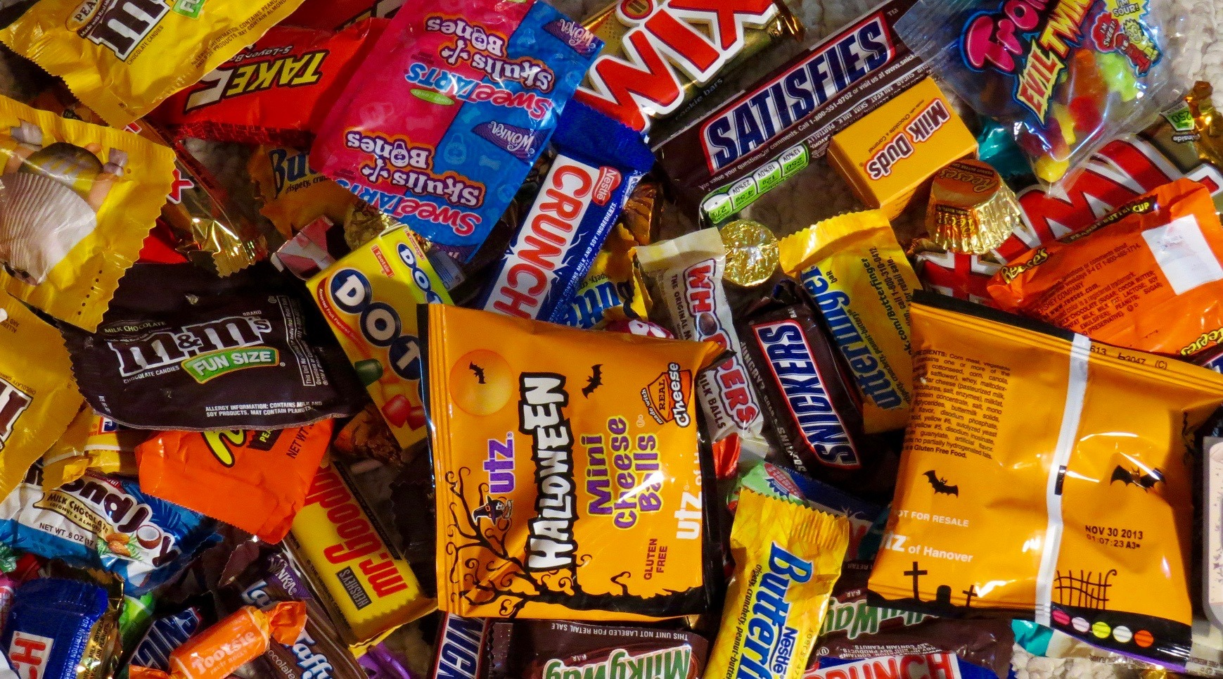 We asked a registered dietitian how to avoid a Halloween candy hangover