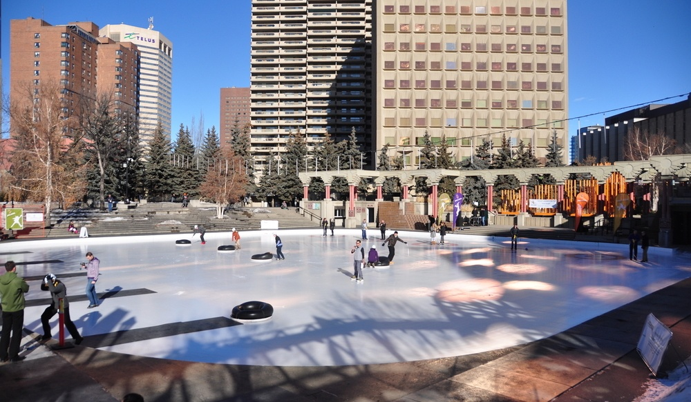Image: Olympic Plaza / Shutterstock