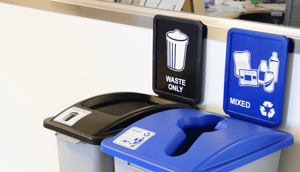City of Calgary implements new recycling program at work