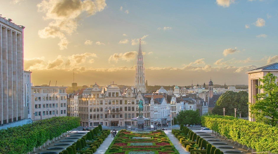 You can fly from Toronto to Belgium for just $200 in 2017