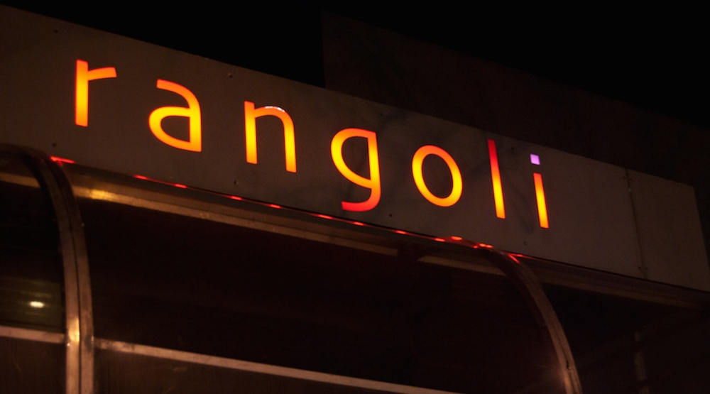 Rangoli vij