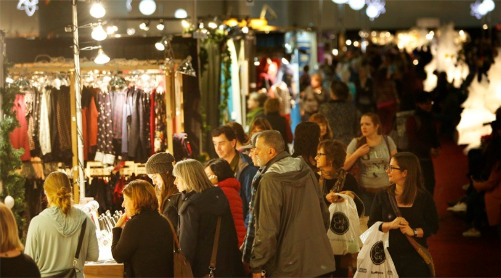 The Circle Craft Christmas Market is back from November 9 to 13