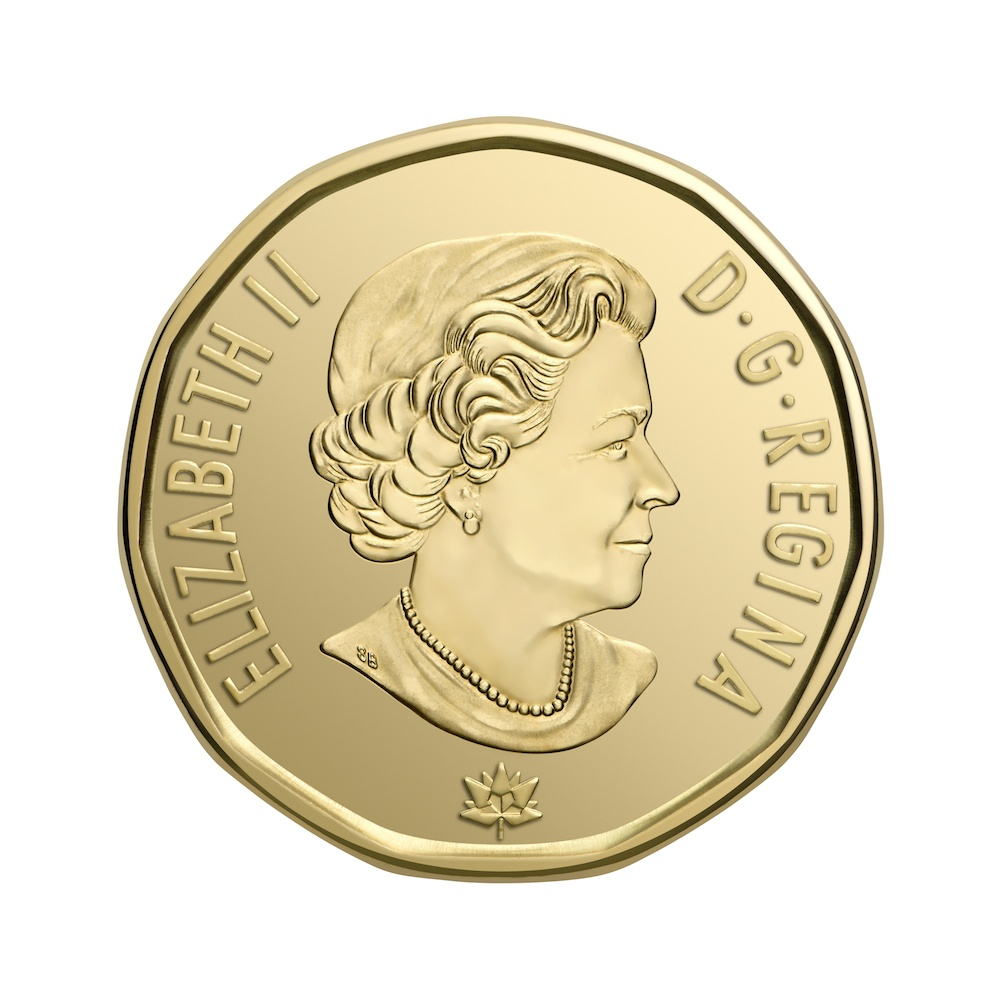 Image credit: Royal Canadian Mint