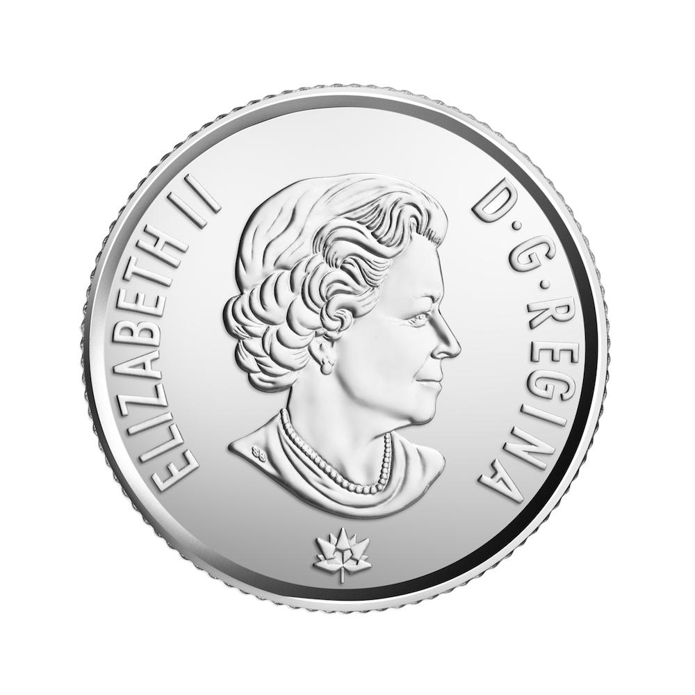 Image credit: Royal Canadian Mint