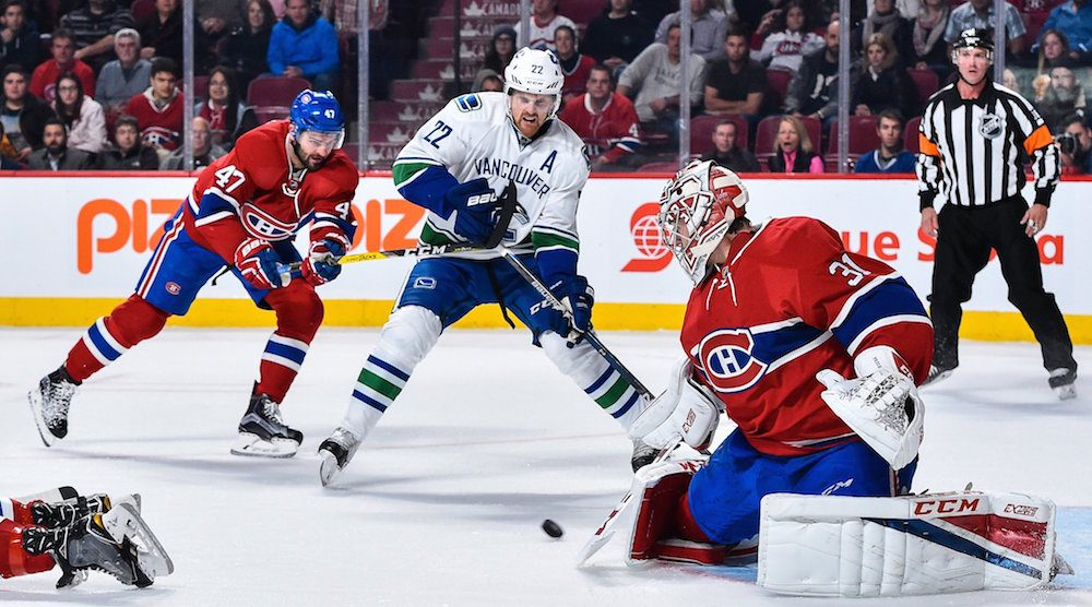 SixPack: Canucks lose despite outplaying Canadiens
