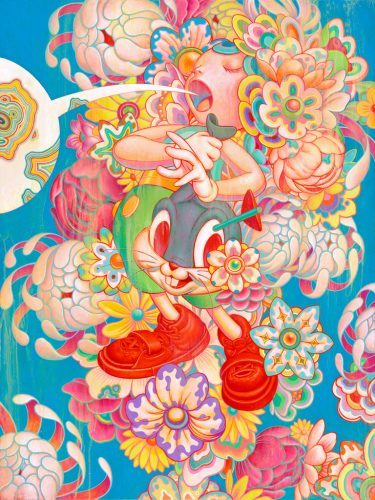 Image: James Jean, Bouquet, 2016