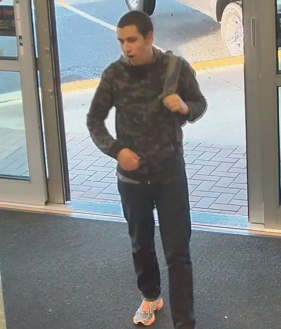 Gabriel Brandon Klein only hours before he allegedly stabbed two students at Abbotsford Senior Secondary School (IHIT)