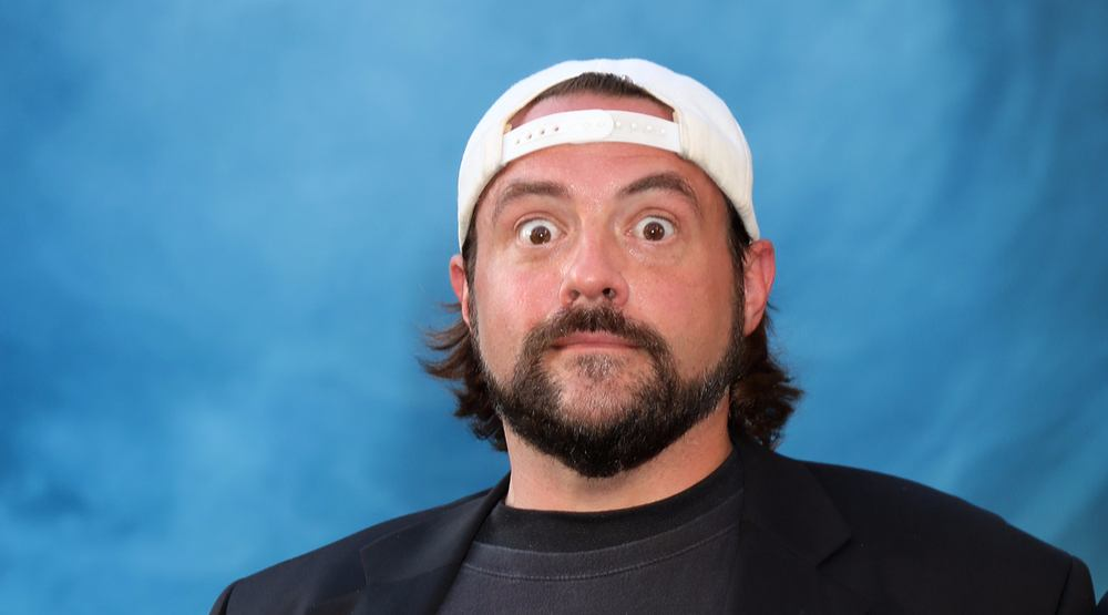 Kevin Smith pens deal to produce Jay & Silent Bob-themed weed