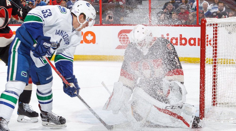 SixPack: Canucks lose to Senators, shut-out for 4th time in 5 games