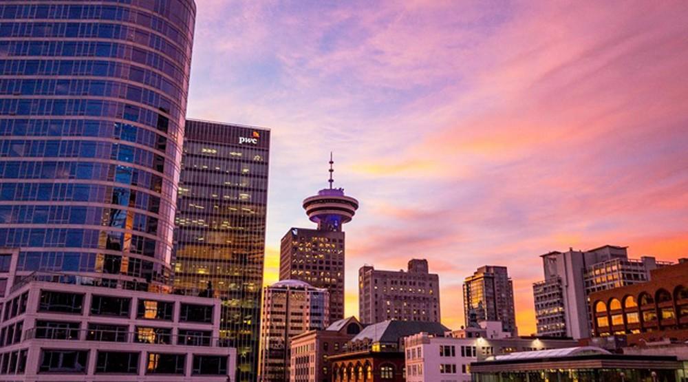 Vancouver sunrise nov 4 2016