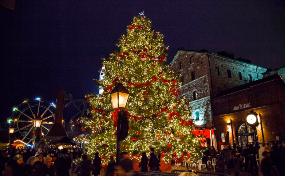 The Toronto Christmas Market Starts Today Daily Hive Toronto
