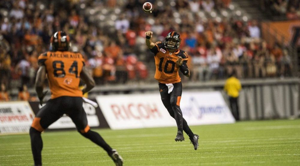 Quick-6: Lions blow out Riders, clinch home playoff game