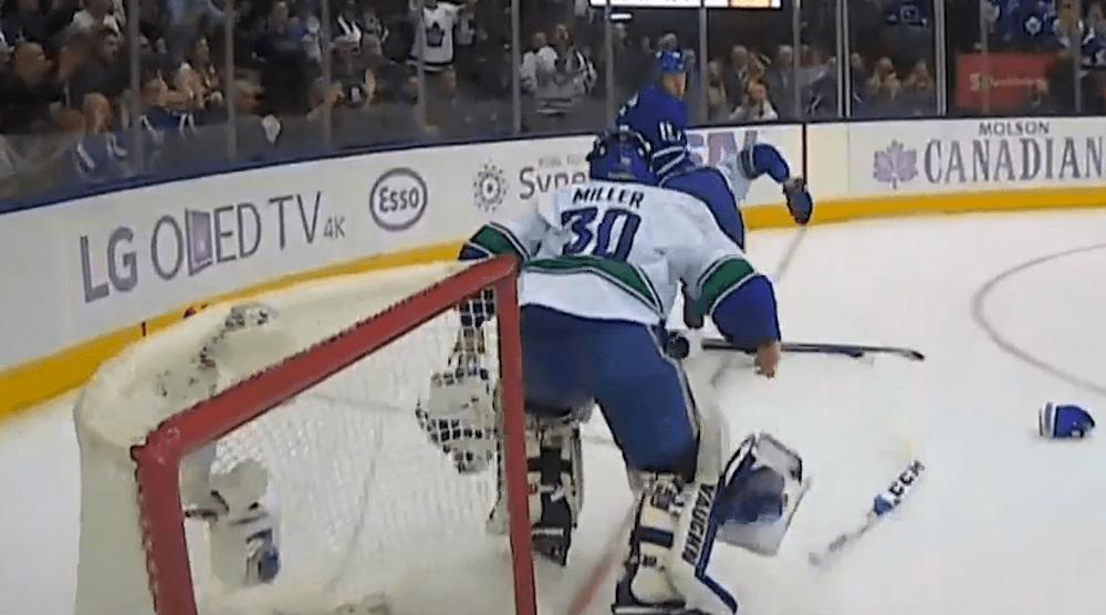 SixPack: Canucks and Leafs turn back the clock