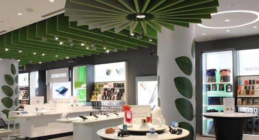 A new TELUS store comes to the CORE giving Calgarians a hands on experience