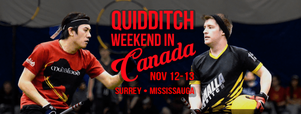massive quidditch tournament coming to mississauga next week daily hive toronto. Black Bedroom Furniture Sets. Home Design Ideas