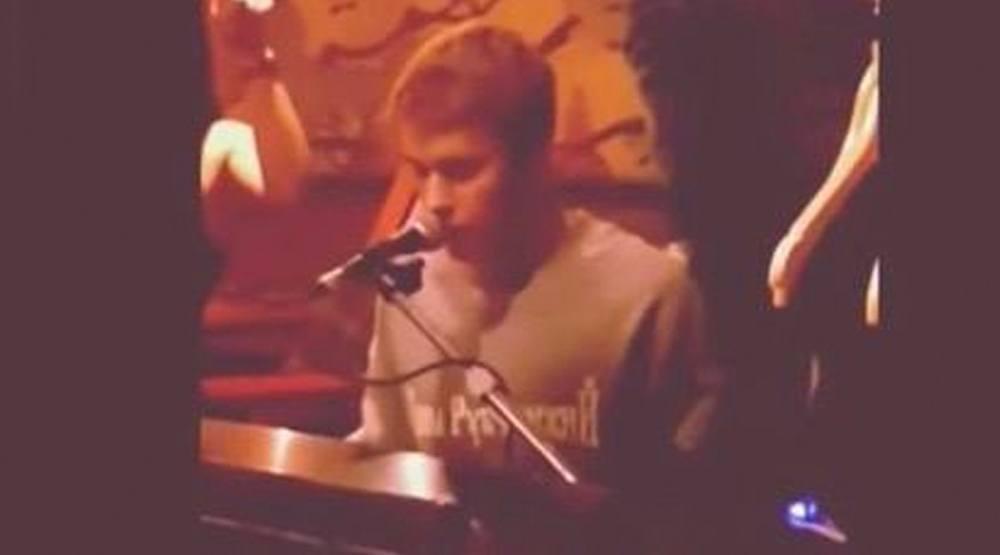 Justin bieber toronto bar