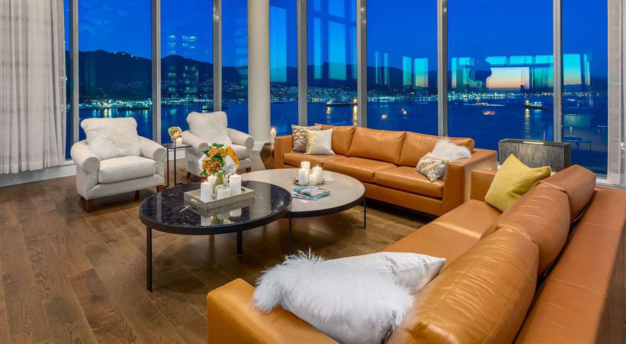 This $58-million Vancouver penthouse is Canada's most expensive listing (PHOTOS)