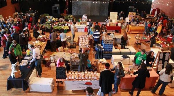 Toronto Vegan holiday market