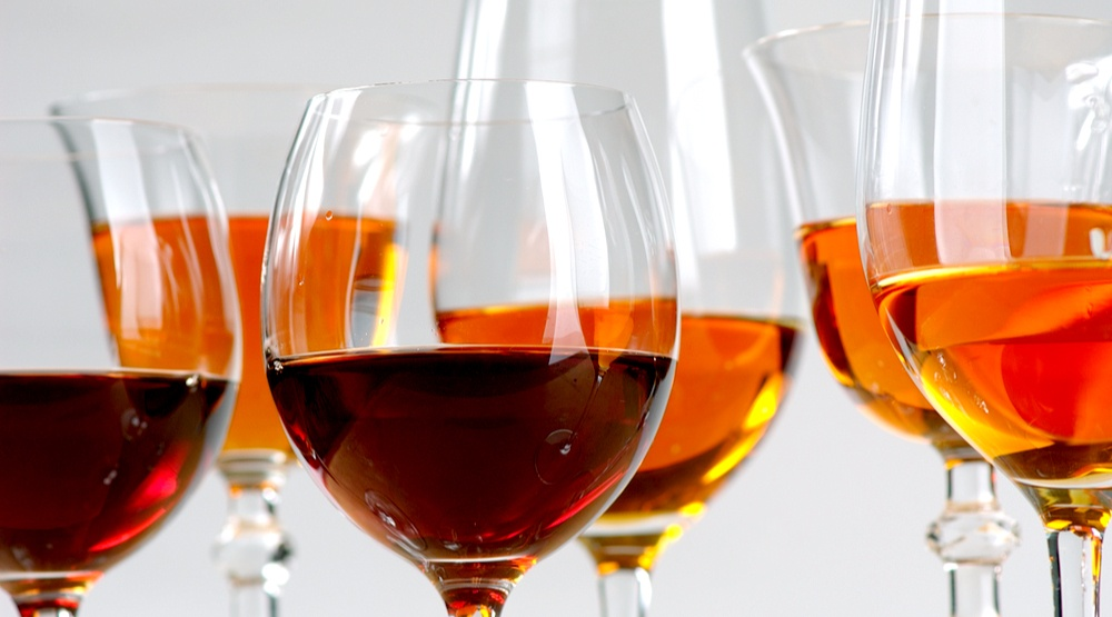 Sherry glasses