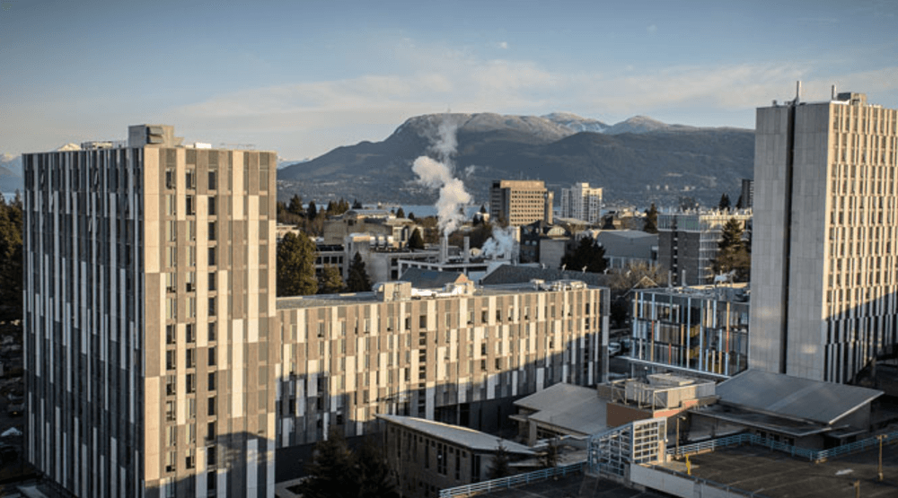 Gun accidentally delivered to UBC student's campus residence