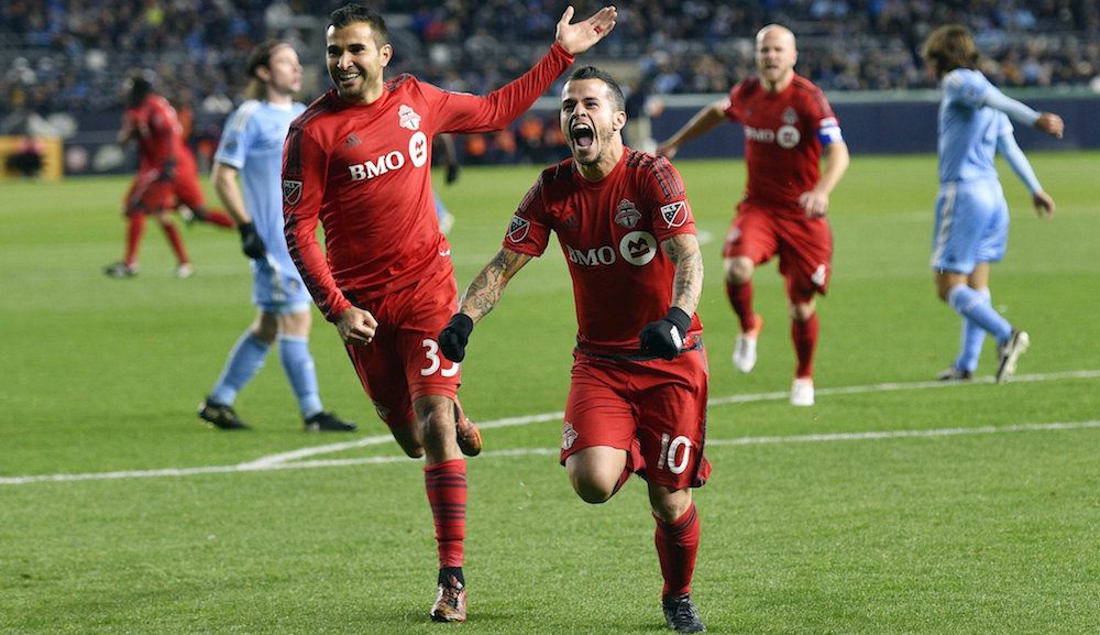 Giant Toronto FC jersey to be displayed at City Hall on Wednesday