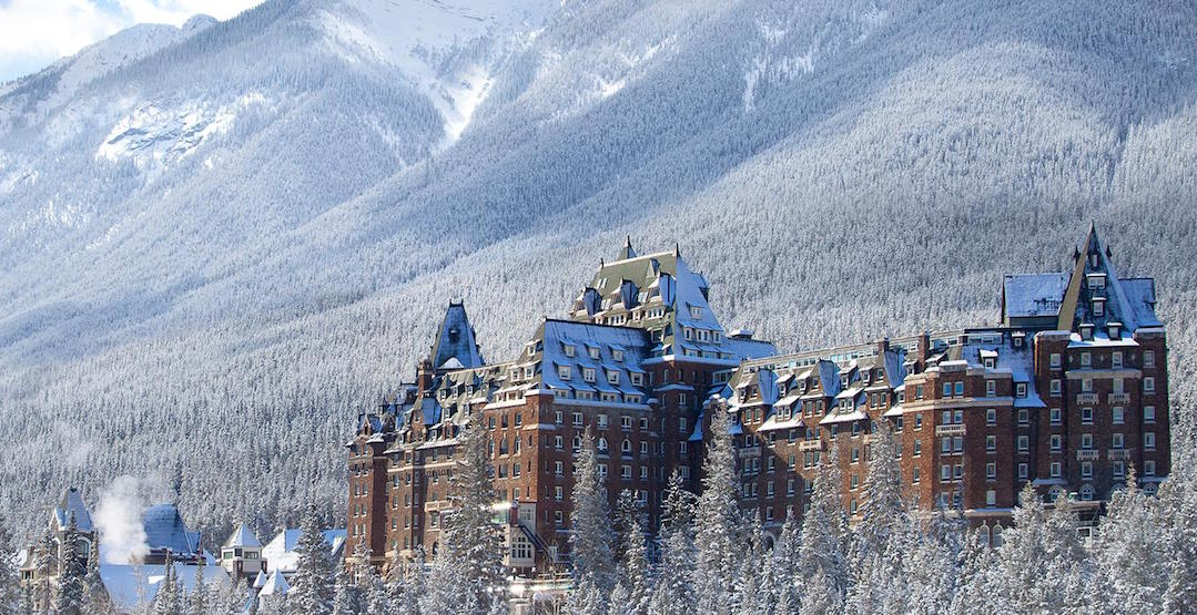 Image: Fairmont Banff Springs / Facebook