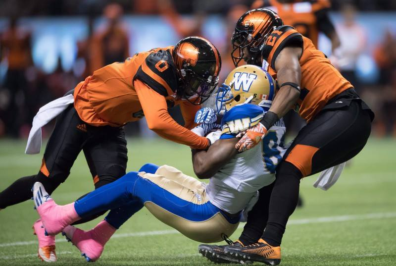 Game Preview: Lions host Bombers in West semi-final