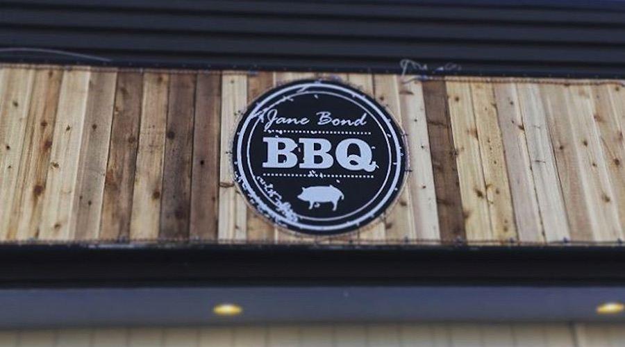 Now open: Jane Bond BBQ's permanent location