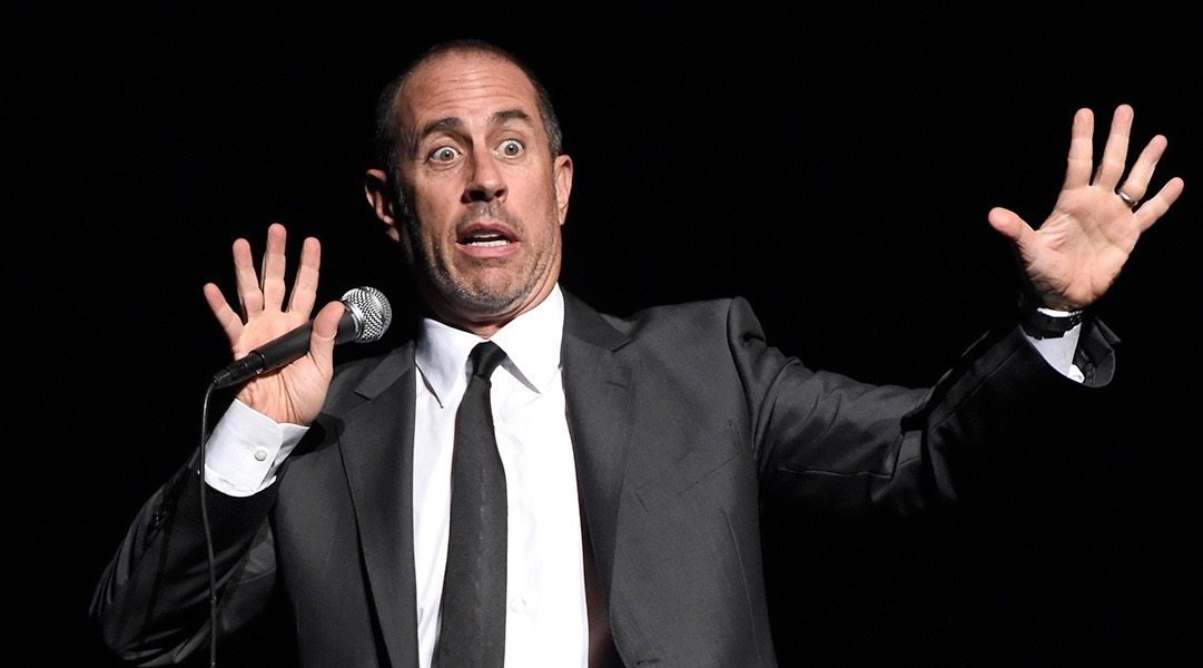 Jerry Seinfeld is coming back to Toronto this February