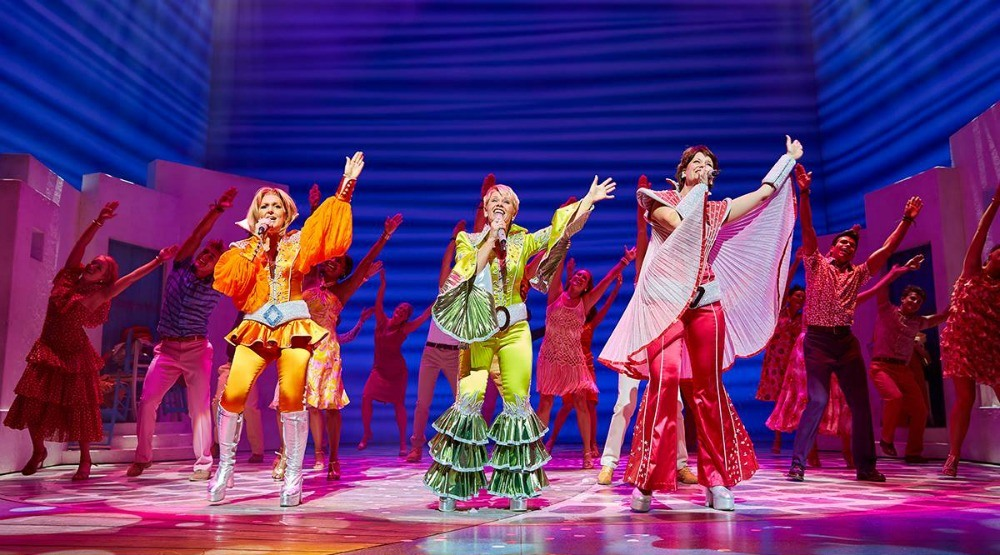 Mamma Mia is returning to Montreal