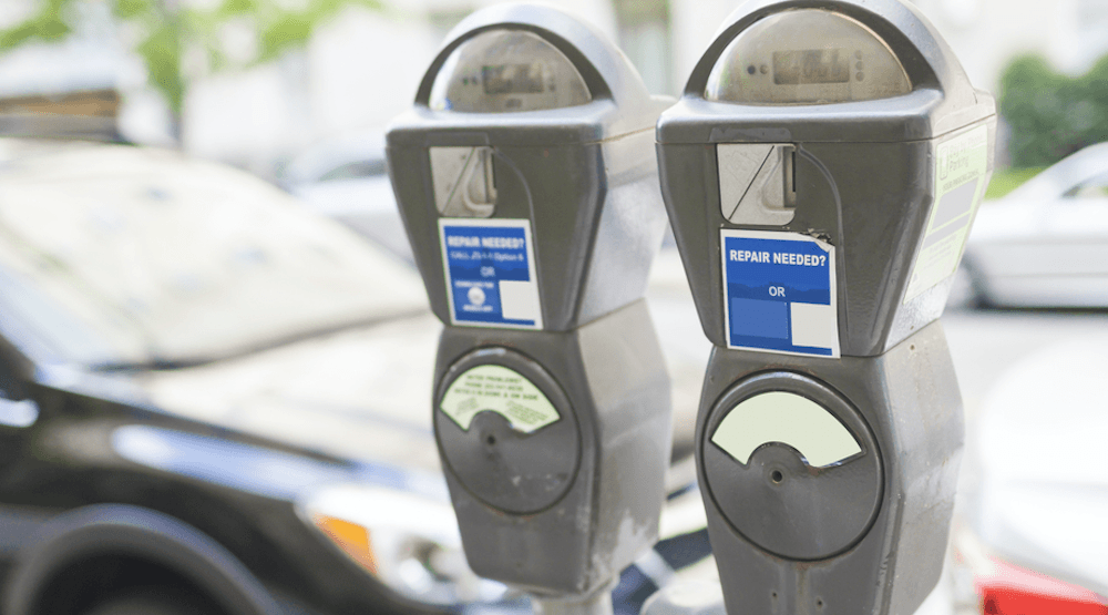 Meter parking temporarily suspended in City of Vancouver