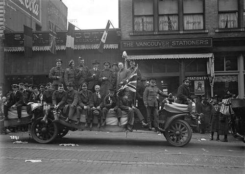 Vancouver City Archives