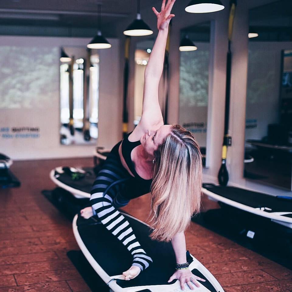 Image: Studio Revolution Fitness